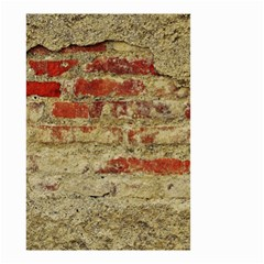 Wall Plaster Background Facade Small Garden Flag (two Sides)