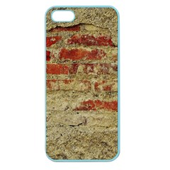 Wall Plaster Background Facade Apple Seamless Iphone 5 Case (color)