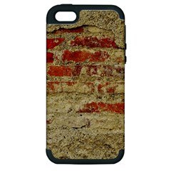 Wall Plaster Background Facade Apple Iphone 5 Hardshell Case (pc+silicone)