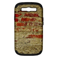 Wall Plaster Background Facade Samsung Galaxy S Iii Hardshell Case (pc+silicone)