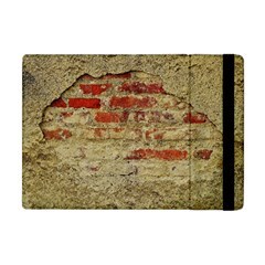 Wall Plaster Background Facade Apple Ipad Mini Flip Case