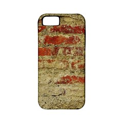 Wall Plaster Background Facade Apple Iphone 5 Classic Hardshell Case (pc+silicone)