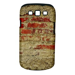 Wall Plaster Background Facade Samsung Galaxy S Iii Classic Hardshell Case (pc+silicone)