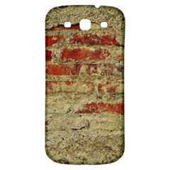 Wall Plaster Background Facade Samsung Galaxy S3 S Iii Classic Hardshell Back Case