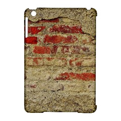 Wall Plaster Background Facade Apple Ipad Mini Hardshell Case (compatible With Smart Cover)