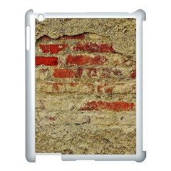 Wall Plaster Background Facade Apple Ipad 3/4 Case (white)