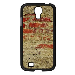 Wall Plaster Background Facade Samsung Galaxy S4 I9500/ I9505 Case (black)