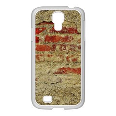 Wall Plaster Background Facade Samsung Galaxy S4 I9500/ I9505 Case (white)