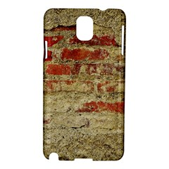 Wall Plaster Background Facade Samsung Galaxy Note 3 N9005 Hardshell Case