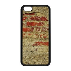 Wall Plaster Background Facade Apple Iphone 5c Seamless Case (black)