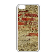 Wall Plaster Background Facade Apple Iphone 5c Seamless Case (white)