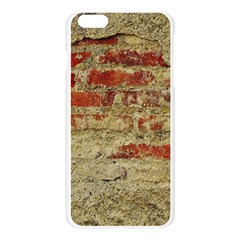 Wall Plaster Background Facade Apple Seamless iPhone 6 Plus/6S Plus Case (Transparent)