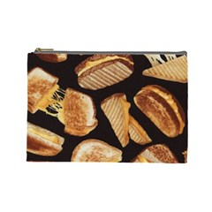 Delicious Snacks  Cosmetic Bag (large)