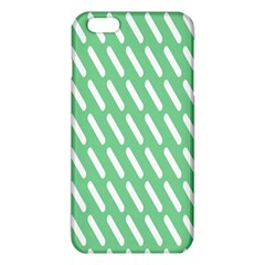 Green White Desktop iPhone 6 Plus/6S Plus TPU Case