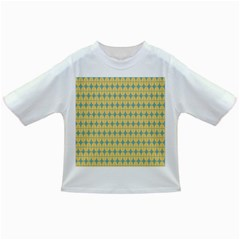Green Yellow Infant/toddler T Shirts