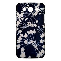 Flower Blue Jpeg Samsung Galaxy Mega 5 8 I9152 Hardshell Case