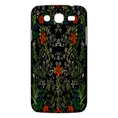 Detail Of The Collection s Floral Pattern Samsung Galaxy Mega 5 8 I9152 Hardshell Case