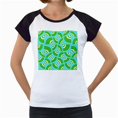 Easy Peasy Lime Squeezy Green Women s Cap Sleeve T