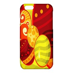 Easter Egg Circle iPhone 6/6S TPU Case