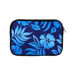 Flower Blue Apple Macbook Pro 15  Zipper Case