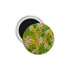 Flower Yellow 1 75  Magnets