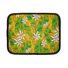 Flower Yellow Netbook Case (small)