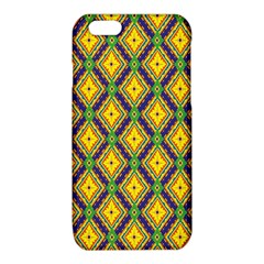 Morocco Flower Yellow iPhone 6/6S TPU Case