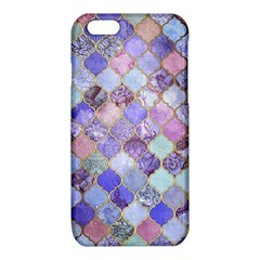 Gorgeous blue moroccan mosaic iPhone 6/6S TPU Case