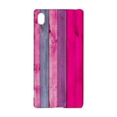 Pink wood  Sony Xperia Z3+