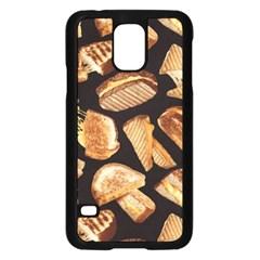 Delicious Snacks Samsung Galaxy S5 Case (black)