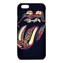 The rolling stones glowing iPhone 6/6S TPU Case