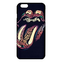 The rolling stones glowing iPhone 6 Plus/6S Plus TPU Case