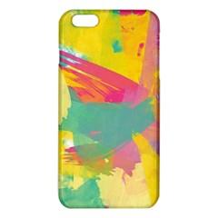Paint brush iPhone 6 Plus/6S Plus TPU Case