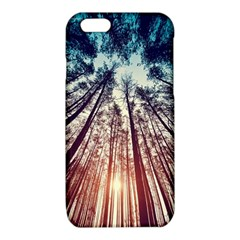 Up view forest iPhone 6/6S TPU Case