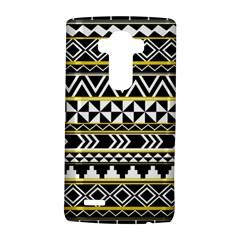 Black bohemian LG G4 Hardshell Case
