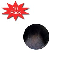 black to gray fade 1  Mini Magnet (10 pack)