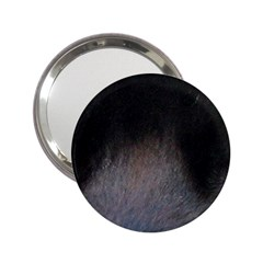 black to gray fade 2.25  Handbag Mirror