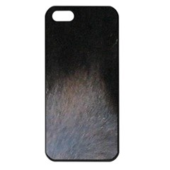 black to gray fade Apple iPhone 5 Seamless Case (Black)