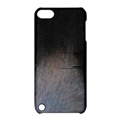 black to gray fade Apple iPod Touch 5 Hardshell Case with Stand