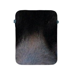 black to gray fade Apple iPad 2/3/4 Protective Soft Case