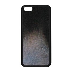 black to gray fade Apple iPhone 5C Seamless Case (Black)