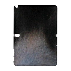 black to gray fade Samsung Galaxy Note 10.1 (P600) Hardshell Case