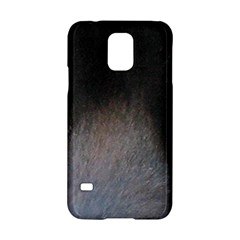 black to gray fade Samsung Galaxy S5 Hardshell Case