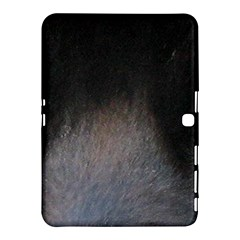 black to gray fade Samsung Galaxy Tab 4 (10.1 ) Hardshell Case