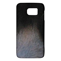 black to gray fade Samsung Galaxy S6 Hardshell Case