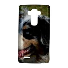 Australian Shepherd Blue Merle LG G4 Hardshell Case