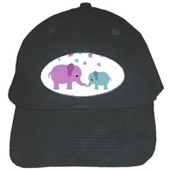 Elephant love Black Cap