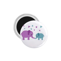 Elephant love 1.75  Magnets