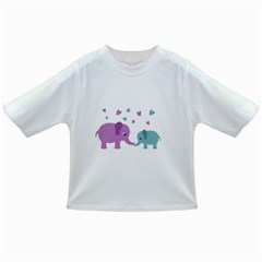 Elephant love Infant/Toddler T-Shirts