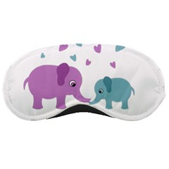 Elephant love Sleeping Masks